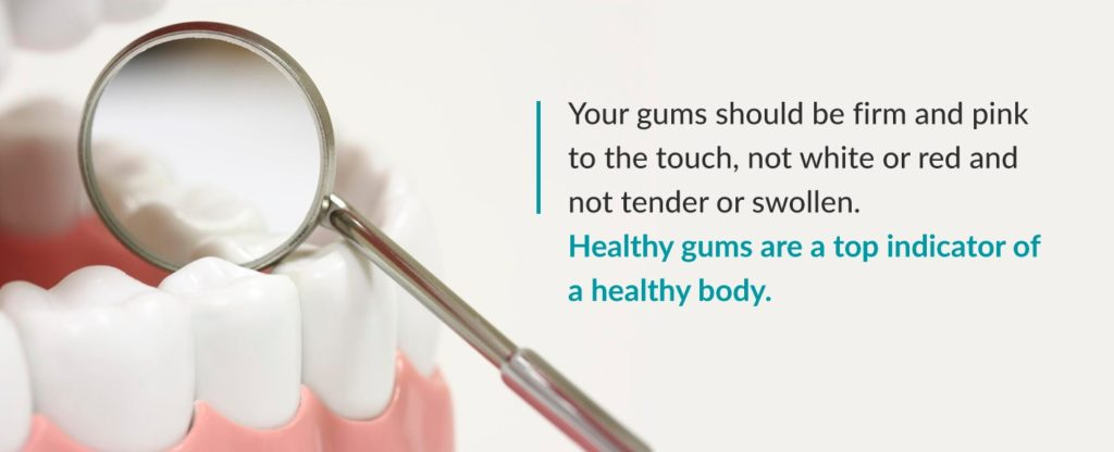 importance of healthy gums