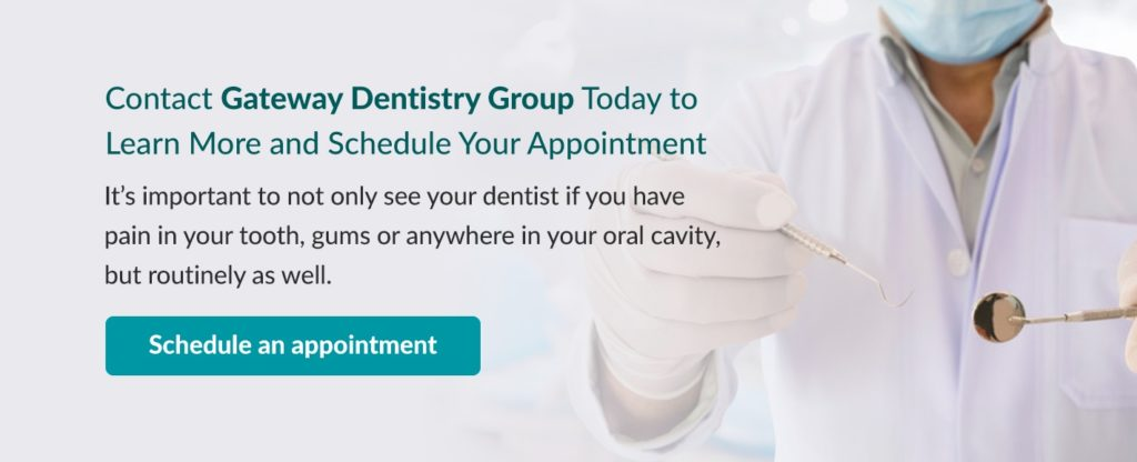 importance of going to the dentist