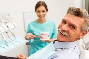 Adjusting to New Dentures
