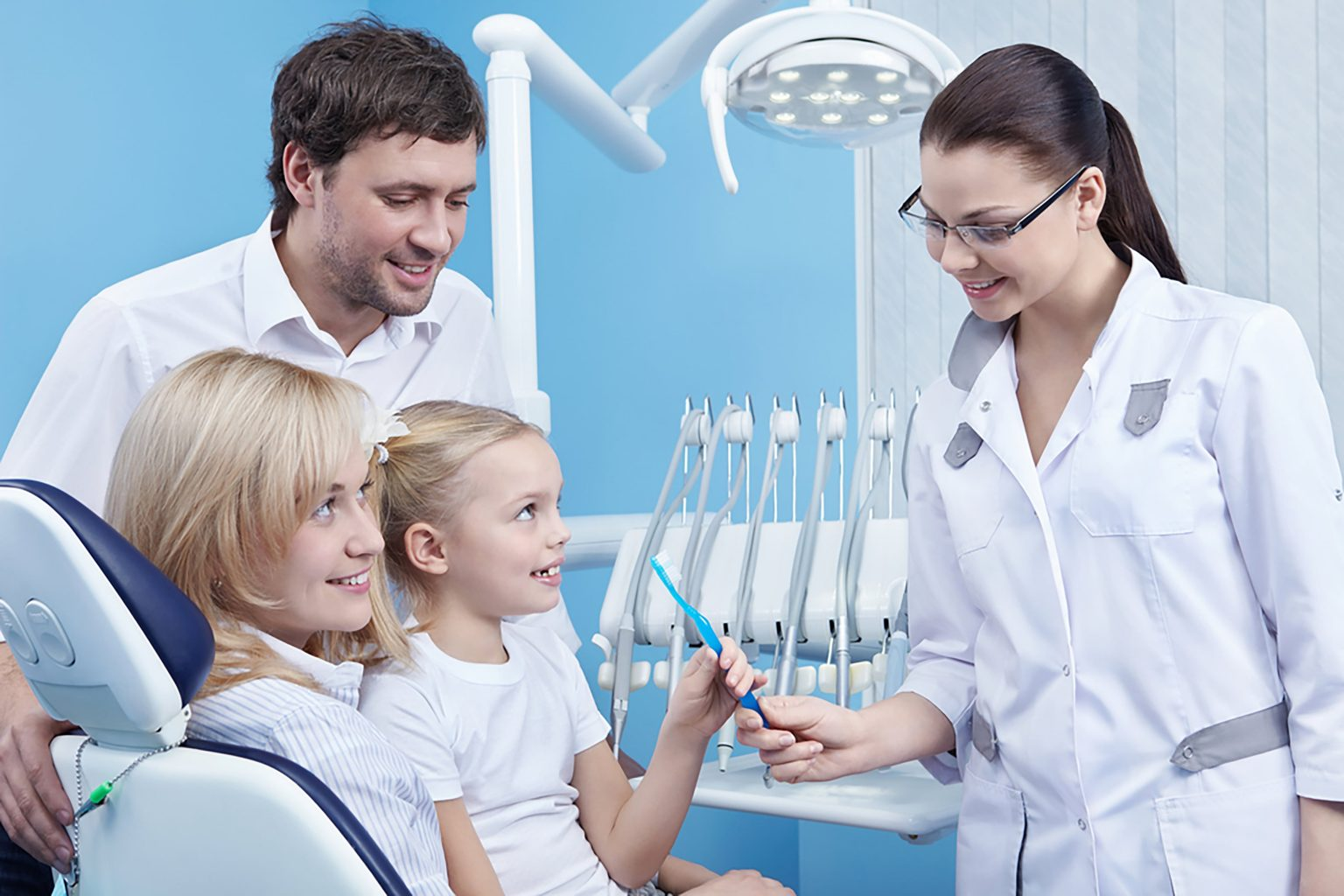 Parents, Did You Make Your Child's Dental Appointment?